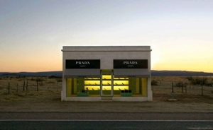 prada booth Marfa Texas