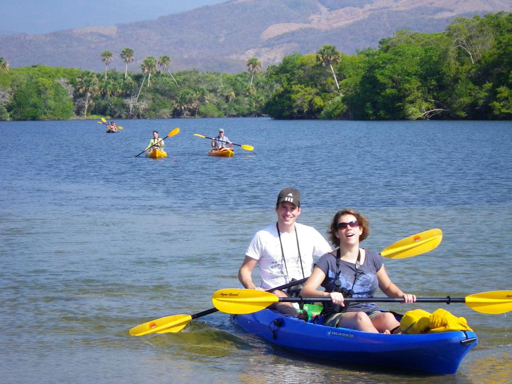Manialtepec Lagood - Puerto Escondido