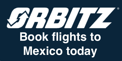 click to book flights to Mexico