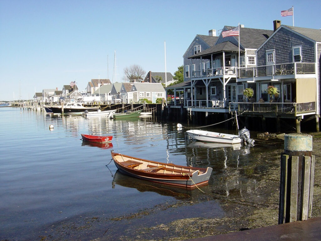 Nantucket, Massachusetts is a top 20 summer vacation in usa