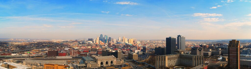 Kansas City, Missouri is a top 20 summer vacation in usa