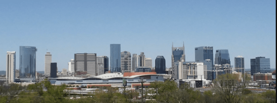 Nashville, Tennessee is a top 20 summer vacation in usa