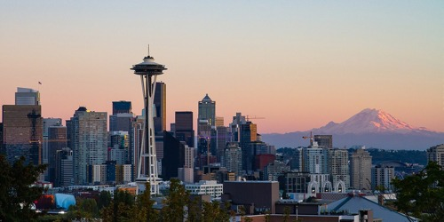 Seattle, Washington is a top 20 summer vacation in usa
