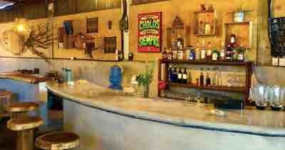 Chicama is an excellent Peruvian restaurant located in La Punta in Puerto Escondido, Oaxaca.