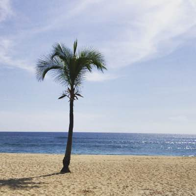 Beaches in Puerto Escondido - Playa Bococho